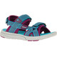 Kamik Match Sandals Kids Teal